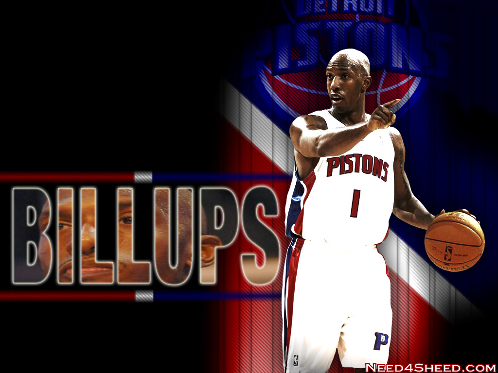 Chauncey Billups Wallpaper Need4Sheed