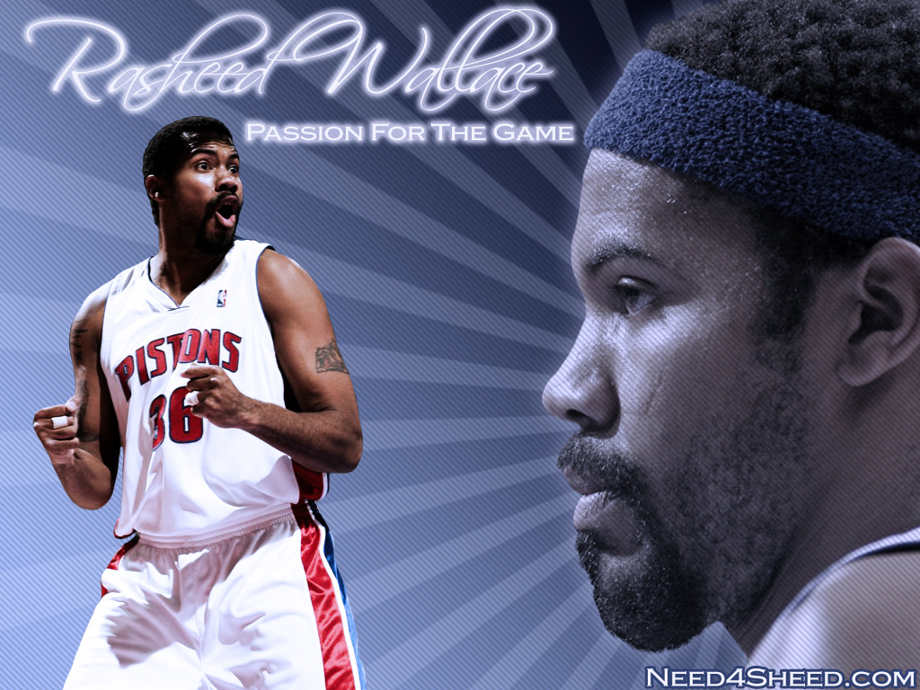 Which Rasheed Wallace was better 30 or 36