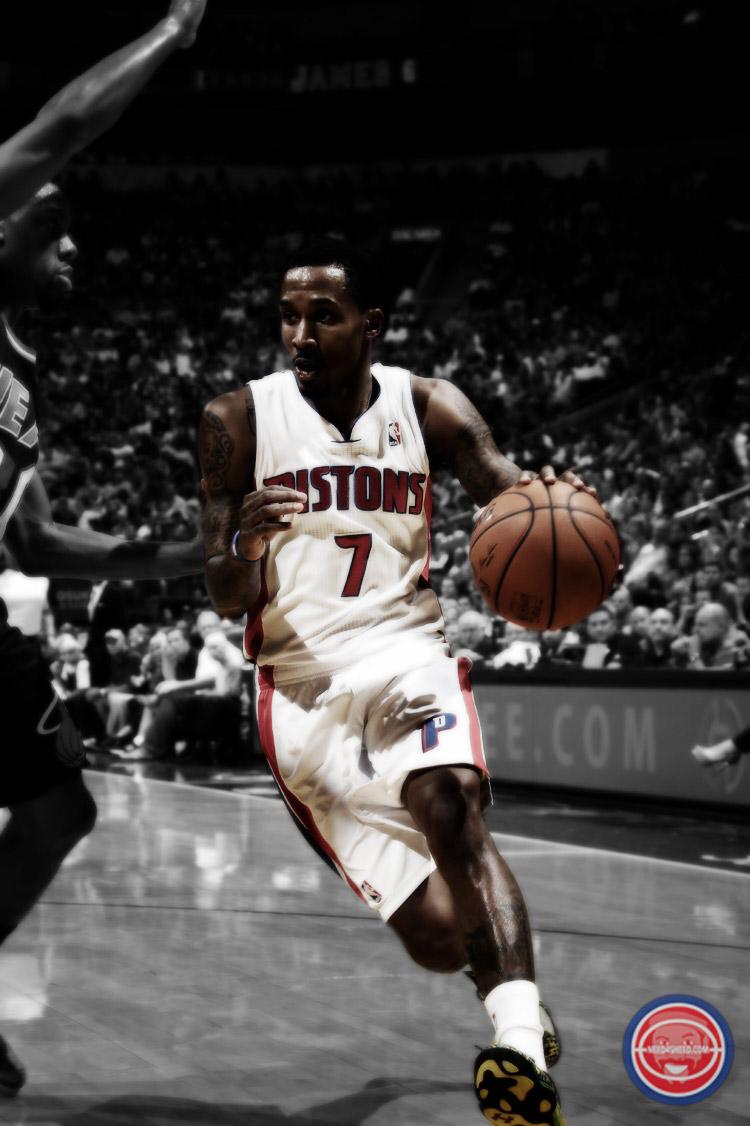 Brandon Jennings Pistons Highlights Brandon Jennings Pistons vs